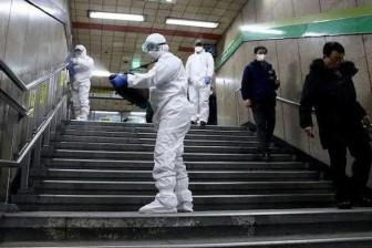 Gần 1.000 người Hàn Quốc nhiễm Covid-19, Iran thêm 2 ca tử vong
