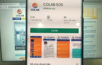 Hỗ trợ lao động làm việc ở nước ngoài thông qua ứng dụng COLAB SOS