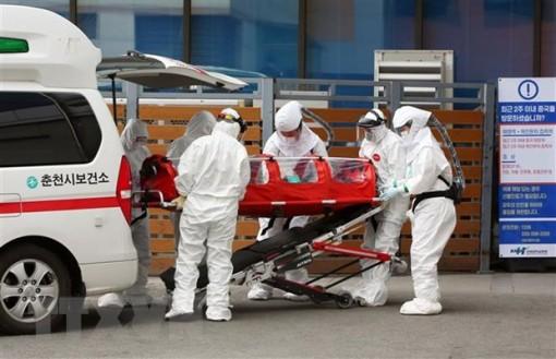 Hàn Quốc ghi nhận thêm 60 trường hợp nhiễm nCoV mới