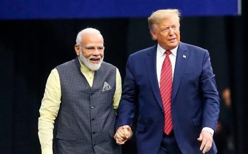 Lãnh đạo Mỹ - Ấn Độ sẽ bàn về chống khủng bố, hợp tác chiến lược