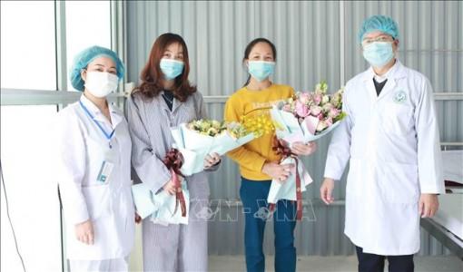 16/16 bệnh nhân dương tính với SARS-CoV-2 đã khỏi bệnh