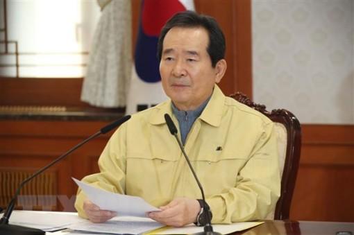 Thủ tướng Hàn Quốc chuyển trụ sở công tác tới thành phố Daegu
