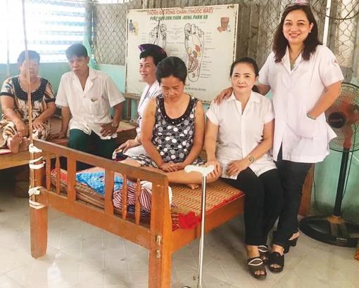 Chỗ dựa của bệnh nhân nghèo