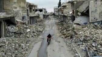 Các lực lượng Chính phủ Syria tái chiếm thị trấn Kafranbel