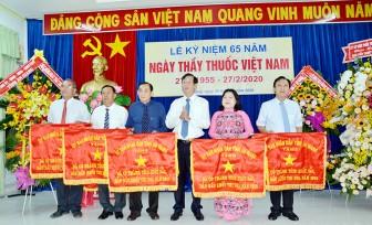 Kỷ niệm ngày Thầy thuốc Việt Nam 27-2