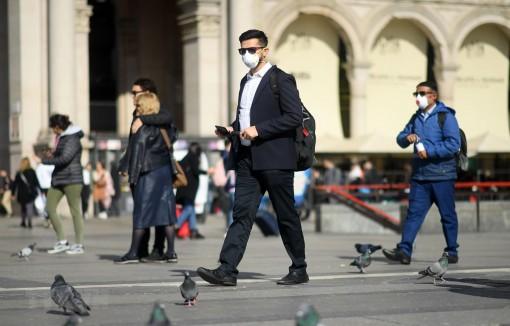 Dịch viêm đường hô hấp cấp COVID-19: Italy ghi nhận ca tử vong thứ 11