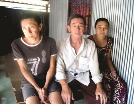 Gia đình có 3 người bị bệnh tâm thần cần được giúp đỡ