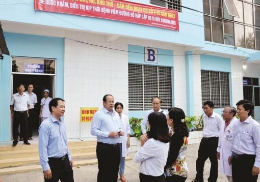 Kỷ niệm ngày Thầy thuốc Việt Nam 27-2: Xung kích trên tuyến đầu phòng, chống dịch bệnh