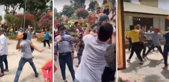 Khởi tố vụ án cướp giật tài sản, gây thương tích tại chùa Lầu