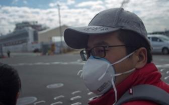 Nhật Bản có gần 900 người mắc Covid-19, 1 ca tái nhiễm SARS-CoV-2