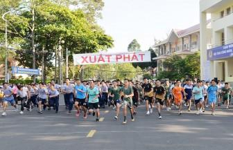 Đẩy mạnh hoạt động thể dục - thể thao, nâng cao sức khỏe toàn dân