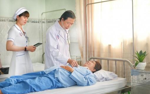 Tấm gương của ngành y