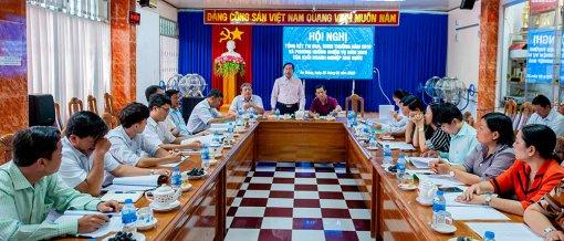 Khối Thi đua doanh nghiệp nhà nước tỉnh An Giang: Tổ chức Hội nghị tổng kết công tác thi đua, khen thưởng năm 2019