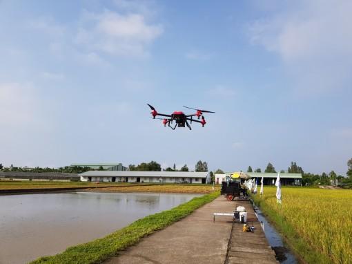 Đẩy nhanh cơ giới hóa nông nghiệp