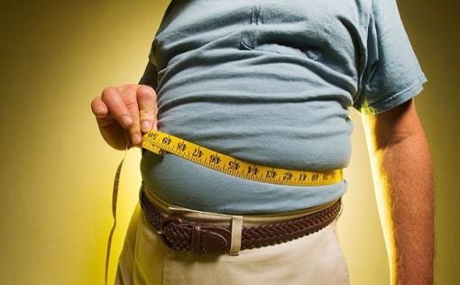 40% người lớn tại Mỹ bị mắc bệnh béo phì