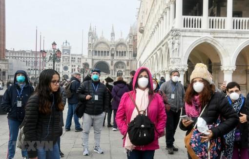 Italy thêm 3 ca tử vong do COVID-19, đều là người hơn 80 tuổi