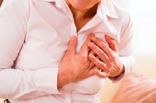 Những cách tự nhiên trị đau thắt ngực