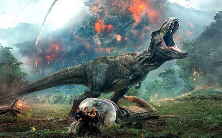 Jurassic World chính thức khởi động phần thứ 3: Dominion