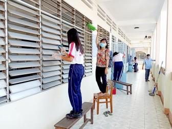 Đảm bảo an toàn tuyệt đối cho học sinh khi trở lại trường