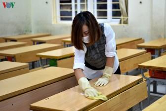 TP HCM: Học sinh lớp 12 nghỉ hết 8-3, từ lớp 1-11 nghỉ hết 15-3