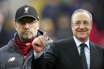 Real bí mật gặp Klopp, sẵn sàng thay Zidane