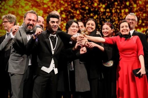 Phim Iran giành giải 'Gấu Vàng' của Liên hoan Phim quốc tế tại Berlin
