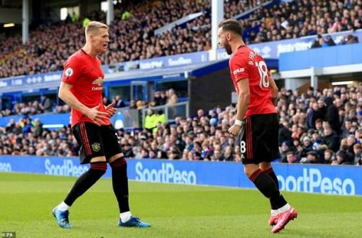 Premier League: VAR 'cứu' Manchester United, Tottenham thua ngược