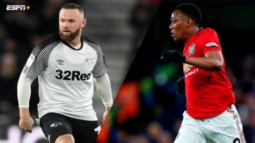 Derby - MU: Gieo sầu cho Rooney, chạy đà cho đại chiến Man City
