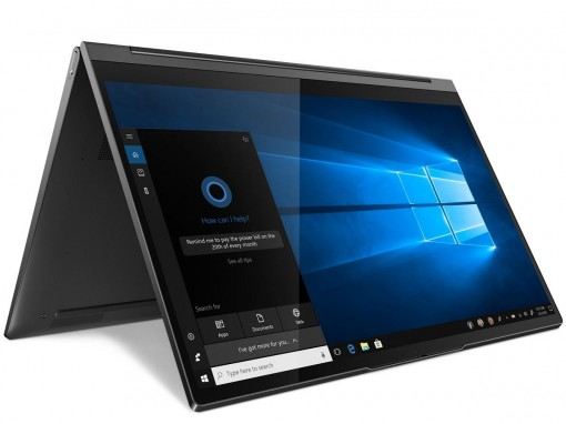 Ngắm laptop cao cấp Yoga C940 vừa ra mắt