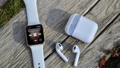 AirPods giúp Apple củng cố vị trí số 1 trên thị trường thiết bị đeo