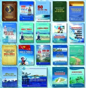 Xuất bản bộ sách khẳng định chủ quyền biển, đảo của Việt Nam