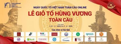 'Ngày Quốc Tổ Việt Nam toàn cầu 2020' sẽ được tổ chức online