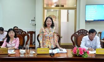 Châu Thành chuẩn bị và tổ chức tốt Đại hội Đảng các cấp