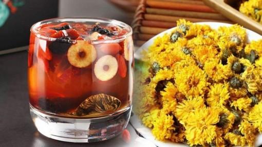 3 loại trà dưỡng nhan giúp thải độc tố, da trắng mịn hồng hào