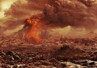 Có thể có núi lửa hoạt động trên sao Kim