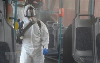 COVID-19: Nga có hơn 300 ca nhiễm, 4 bộ trưởng Burkina Faso dương tính