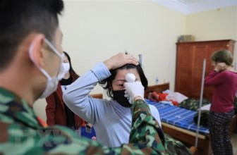 Bệnh nhân thứ 123 dương tính với SARS-CoV-2 trú tại Bến Tre