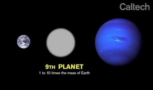 Hành tinh thứ 9 có thể sẽ khiến con người diệt vong như khủng long?