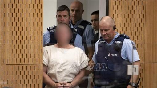Nghi can trong vụ xả súng thảm khốc tại New Zealand thừa nhận mọi tội danh