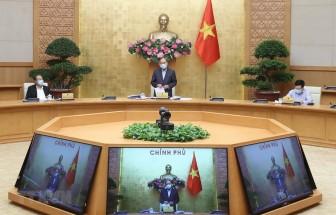 Thủ tướng Nguyễn Xuân Phúc yêu cầu tập trung giải ngân vốn đầu tư công