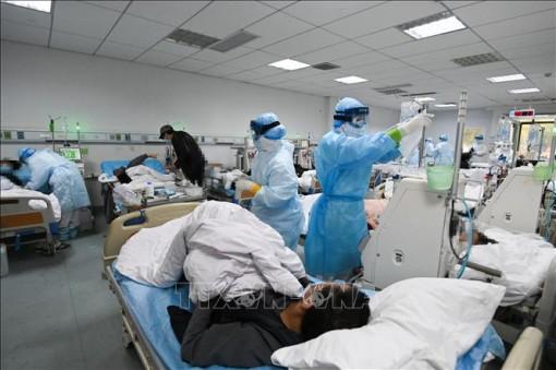 Trung Quốc ghi nhận thêm 55 ca mắc COVID-19