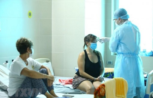 Bộ Y tế công bố thêm 10 ca mắc mới, tổng số bệnh nhân tăng lên 163 ca