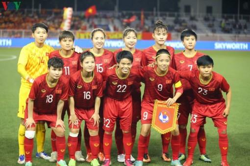 Rơi 3 bậc trên BXH FIFA, ĐT nữ Việt Nam vẫn bỏ xa kình địch Thái Lan