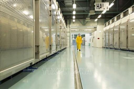 Iran sản xuất máy ly tâm thế hệ mới
