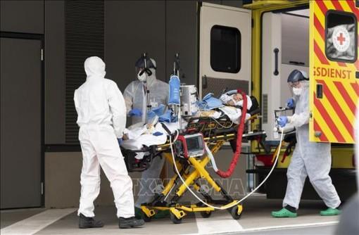Dịch COVID-19: Tổng số ca nhiễm trên toàn thế giới vượt 600.000 người