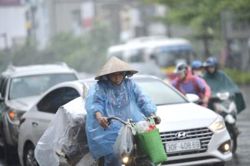 Thời tiết ngày 29-3: Không khí lạnh gây mưa ở Bắc Bộ và Bắc Trung Bộ
