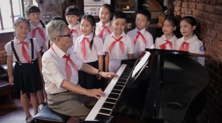 Nhạc sĩ Phong Nhã – người dành cả cuộc đời sáng tác cho thiếu nhi