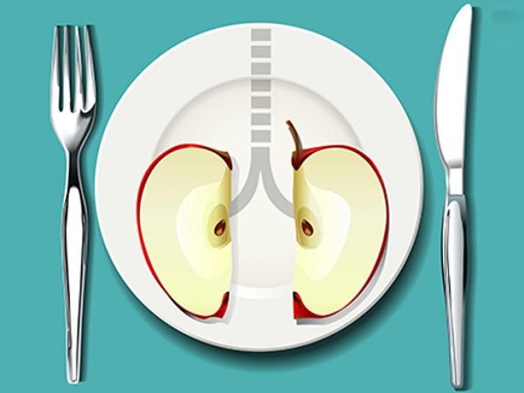 8 loại thực phẩm tốt cho phổi bạn cần biết