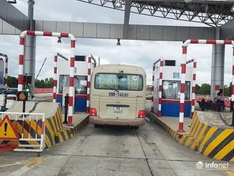 Dừng toàn bộ xe hợp đồng, xe du lịch trên 9 chỗ đi/đến Hà Nội, TP.HCM từ ngày 30-3