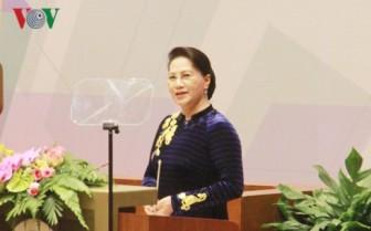 Chủ tịch Quốc hội gửi thư tới các Chủ tịch Nghị viện thành viên AIPA